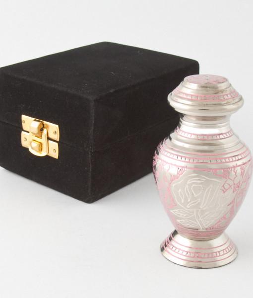 Arcadia Rose Keepsake Urn