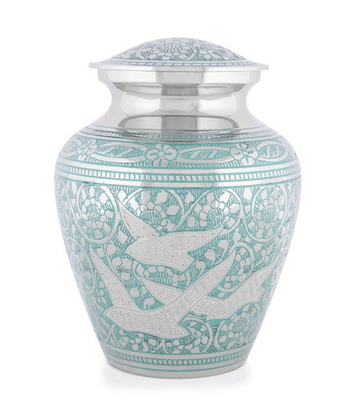 baby cremation urn small