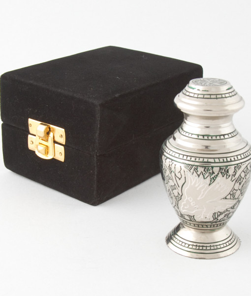 Arcadia Eagle Keepsake Urn