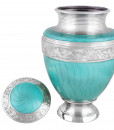 Adult Azure Cremation Urn 2