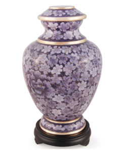 Adult Cloisonne Cremation Urn Collection