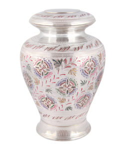 Adult Cremation Urn Mosaic